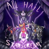All Hail Starscream by rubtox