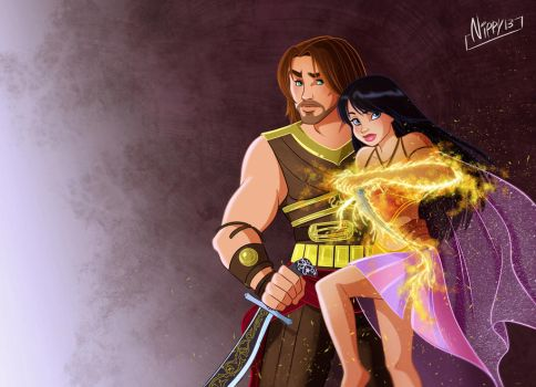 Prince of Persia by Nippy13