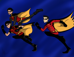 YJ Robins! by Maygirl96