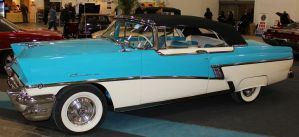 56 Mercury Custom by boogster11