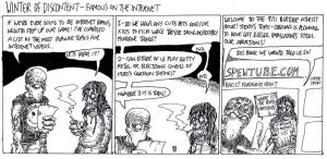 Famous on The Internet by MaestroMorte