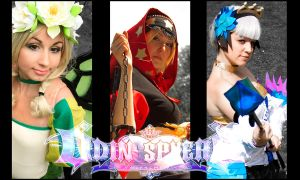 Odin Sphere Cosplay Group by ibukii