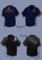 2013 HARPG Olympics T-shirts by abosz007