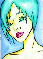 Yellow Fairy by BlissInMyCoffee