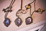 Walking Dead Series Cameo necklaces by falt-photo