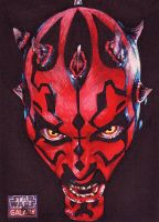Darth Maul 2011 by Dangerous-Beauty778
