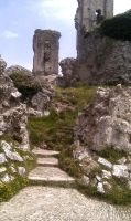Stock Pic: Corfe Castle 12 by swandog