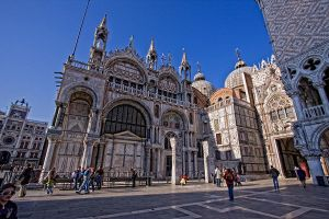 San Marco cathedral by rhipster