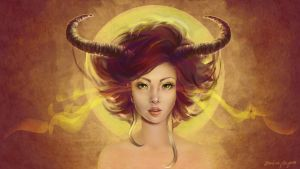 Succubus Vision by Aydiah