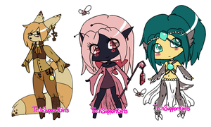 Palette Finished Batch 2 by TechSupportGirls