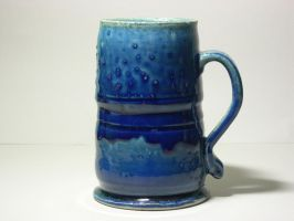 Beer Stein by magicbeanbuyer