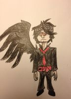 [Request] CreepyPasta OC: Kyoto Puppet by Baka2niisan