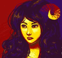 Aradia by Sermnae