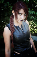 Doppelganger - Tomb Raider Underworld Cosplay by Dragunova-Cosplay