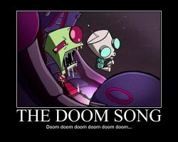 Doom Song Motivator by htfman114