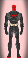 Red Hood - The Dark Knight Version by DraganD