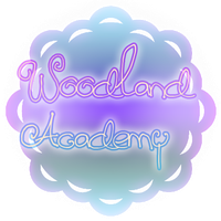 Logo for Woodland Academy by LotteQ