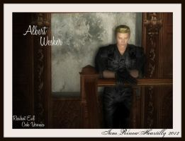 RE CVX Albert Wesker by IamRinoaHeartilly