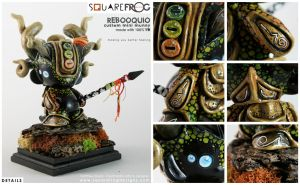 Rebooquio details by SquareFrogDesigns