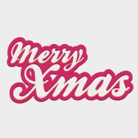 Free Vector of the Day #193: Christmas Sticker by cristina012