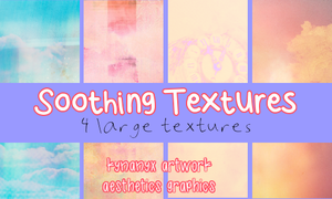 Soothing Textures by kynanyx