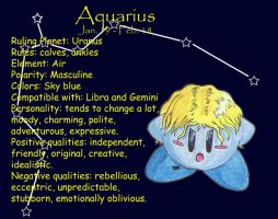 Aquarius by CuppaStars