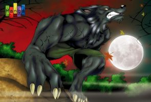 Werewolf Color by TOKITOS