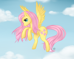 Fluttershy by candy-behemoth