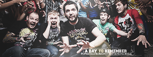 A Day To Remember v1. by fancyillusions