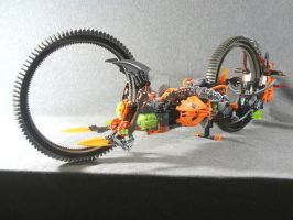 Bionicle MOC: The Innenrrad by 3rdeye88