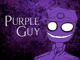 Purple Guy is Awesome. by MissChauvex3