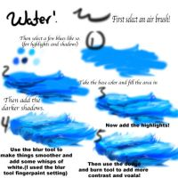 Water tutorial! by Imaginer-Fox