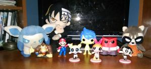 Some Collectibles That I Own by mlp-vs-capcom
