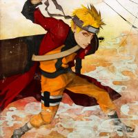 Sage Naruto by pyrotensive