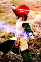 Toph Bei Fong - The Ultra Jedi by TophWei