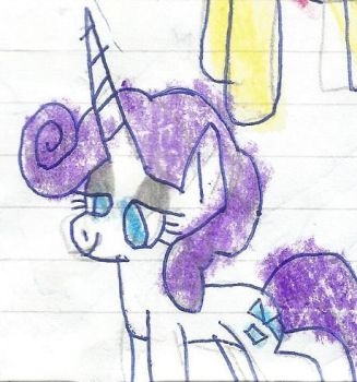 EQTrappedverse  Rarity by Cutepegasister121