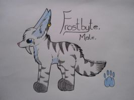 Frostbyte Ref by Lockian