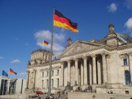 Reichstag by Timophe