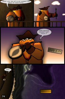 Sinbad comic page 14 by daimwn