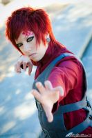 Happy Birthday Gaara-sama! by nekomatalee