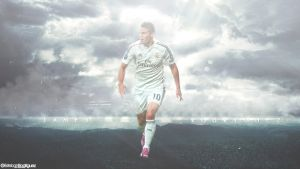 James - Real by EstebanRodriguezz