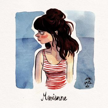 Marianne by Iraville