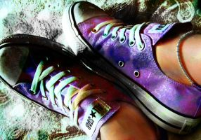 Converse. by magoborg