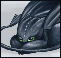 HTTYD - Fear him by Eriin84