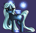 MLP Adopt Midnight Snow (POINTS) [CLOSED] by Lovely-Leaves