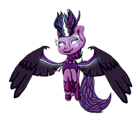 Midnight Twilight Page Doll (Animated) by Zevhara