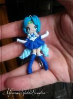 sailor mercury pendant by DarkettinaMarienne