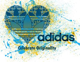 Adidas - Celebrate Originality by Aexiel