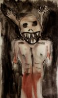 Untitled Creature by TheManWithTheHat666