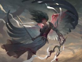 Bruna, the Fading Light - MTG by ClintCearley